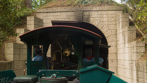 Disneyland Resort, Disneyland60, Disneyland, Railroad, Train, Grand, Canyon, Primeval, World, Diorama
