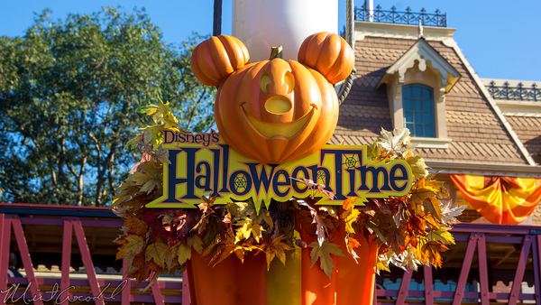 Disneyland Resort, Disneyland60, Disneyland, Holloween, Time