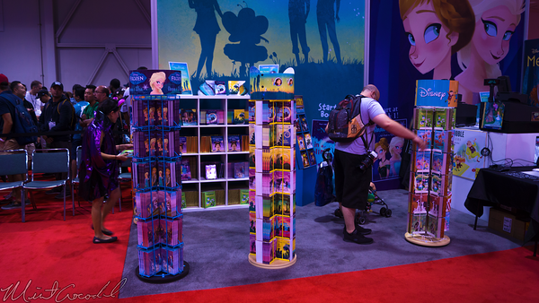 Disneyland Resort, Disneyland60, Disneyland, Disney California Adventure, D23, Expo, 2015, Show, Floor, Little, Golden, Books