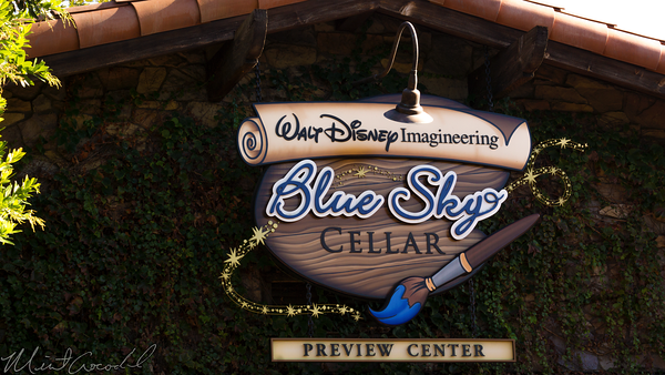 Disneyland Resort, Disneyland60, Halloween, Time, Disney California Adventure, Blue, Sky, Cellar