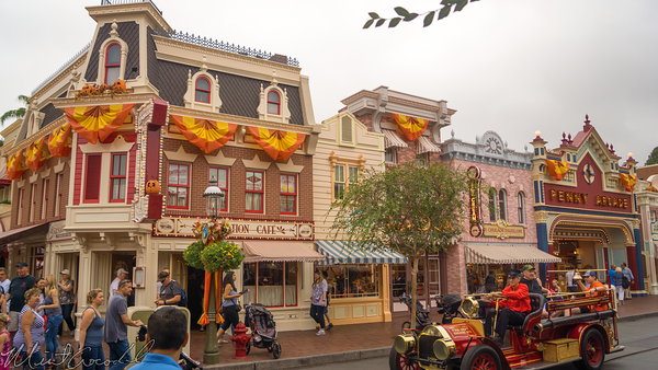 Disneyland Resort, Disneyland60, Halloween, Time, Disneyland, Main Street U.S.A.