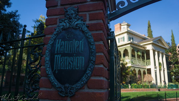 Disneyland Resort, Disneyland60, Disneyland, Haunted, Mansion, New, Orleans, Square