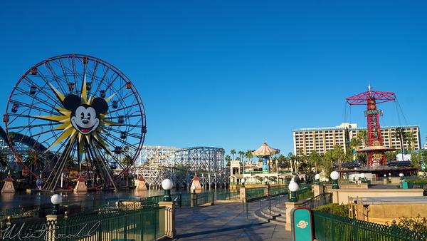 Disneyland Resort, Disneyland60, Disney California Adventure, Paradise, Pier