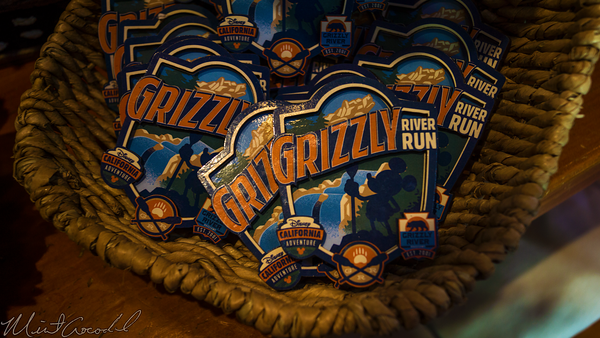 Disneyland Resort, Disney California Adventure, Grizzly, River, Run, Peak, Rushin', River, Outfitters