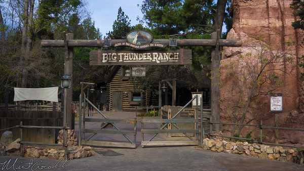 Disneyland Resort, Disneyland60, Disneyland, Frontierland, Big, Thunder, Trail, Ranch, Star, Wars, Land
