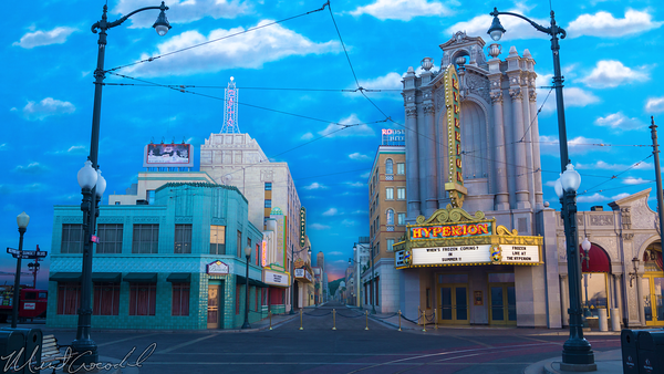 Disneyland Resort, Disneyland60, Disney California Adventure, Hollywood Land, Hyperion, Theater, Frozen