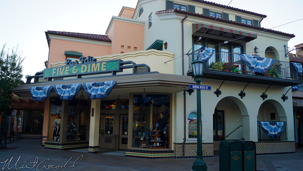 Disneyland Resort, Disneyland60, Halloween, Time, Christmas, Disney California Adventure, Buena, Vista, Street