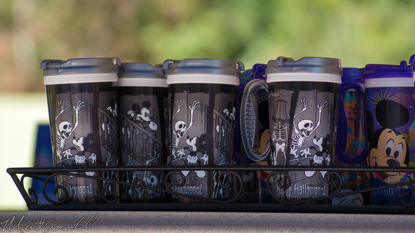 Disneyland Resort, Disneyland60, Disneyland, Halloween, Time, Mug, Cup, Mickey, Mouse, Skeleton