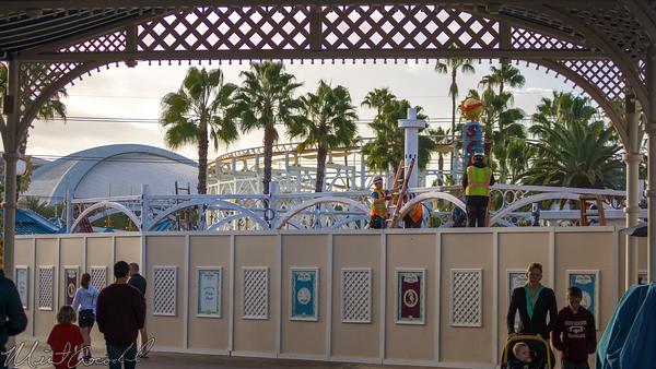 Disneyland Resort, Disneyland60, Christmas, Time, Disney California Adventure, Paradise, Pier, Cove, Bar