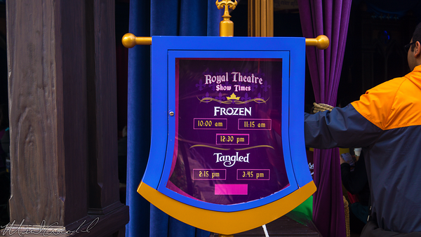 Disneyland Resort, Disneyland60, Disneyland, Fantasyland, Main Street U.S.A., Royal, Theatre, Frozen, Tangled