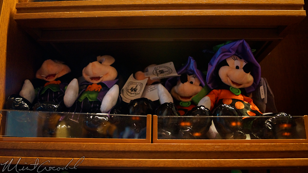 Disneyland Resort, Disneyland60, Disney California Adventure, Buena, Vista, Street, Halloween, Merchandise, Mickey, Minnie