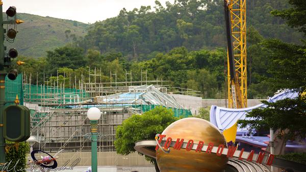 Hong, Kong, Disneyland, Tomorrowland, Iron, Man, Experience
