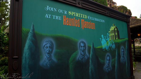Disneyland Resort, Disneyland60, Disneyland, New, Orleans, Square, Haunted, Mansion, Photo, Opportunity, Op