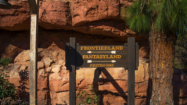 Disneyland Resort, Disneyland60, Disneyland, Frontierland, Big, Thunder, Trail, Closed, Close, Star, Wars, Land