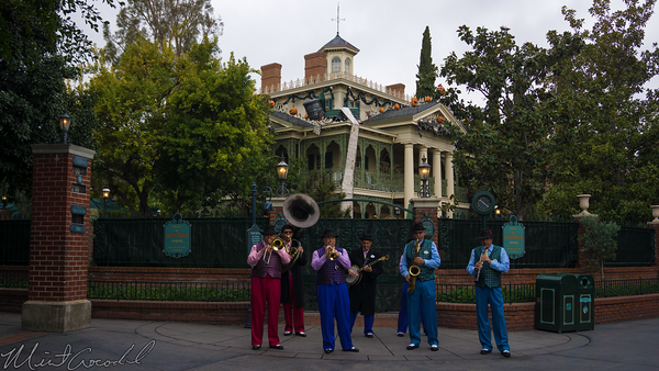 Disneyland Resort, Disneyland60, Disneyland, New, Orleans, Square, Band, Haunted, Mansion, Refurbishment, Refurbish, Refurb