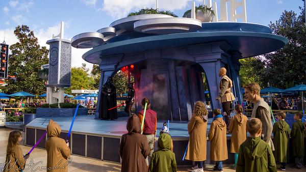 Disneyland Resort, Disneyland60, Christmas, Time, Disneyland, Tomorrowland, Terrace, Trials, Temple, Jedi, Training, Darth, Vader, Maul, Seventh, Sister