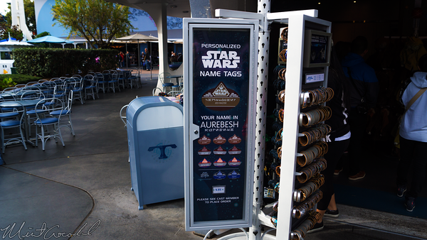 Disneyland Resort, Disneyland60, Christmas, Time, Disneyland, Tomorrowland, Star, Wars, Season, Of, The, Force, Tomorrowlanding