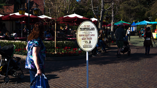 Disneyland Resort, Disneyland60, Disneyland, Fantasyland, Frontierland, Big, Thunder, Trail, Closed, Close, Star, Wars, Land