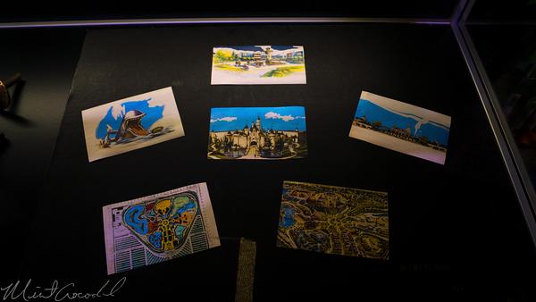 Disneyland Resort, Disneyland60, Disneyland, Disney California Adventure, D23, Expo, 2015, Exhibit, Walt, Disney, Archives, Archive