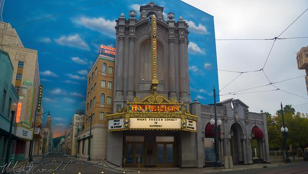Disneyland Resort, Disney California Adventure, Hyperion, Theater, Frozen