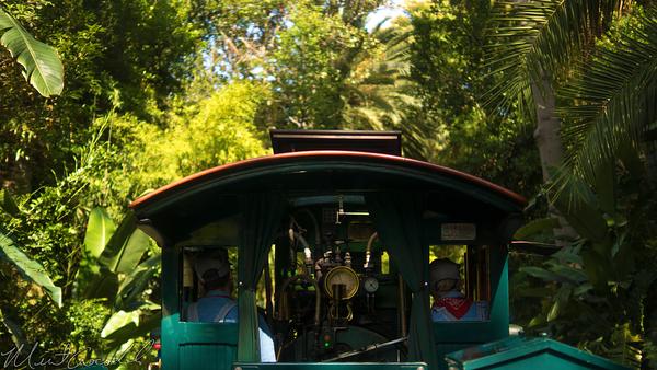 Disneyland Resort, Disneyland60, Disneyland, Railroad, Train, Adventureland