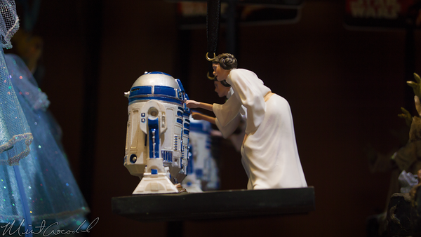 Disneyland Resort, Disneyland60, Disney California Adventure, Buena, Visa, Street, Star, Wars, Christmas, Ornament