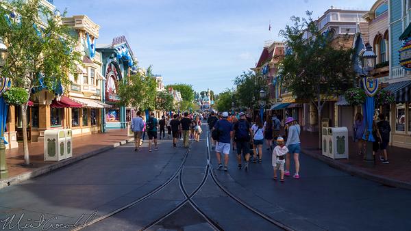 Disneyland Resort, Disneyland, Main Street USA