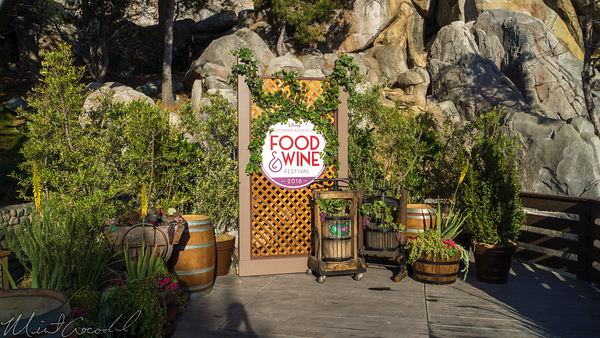 Disneyland Resort, Disney California Adventure, Food, Wine, Festival, 2016