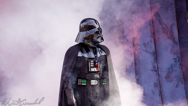 Disneyland Resort, Disneyland60, Christmas, Time, Disneyland, Tomorrowland, Galactic, Grill, Terrace, Jedi, Training, Trials, Temple, Star, Wars
