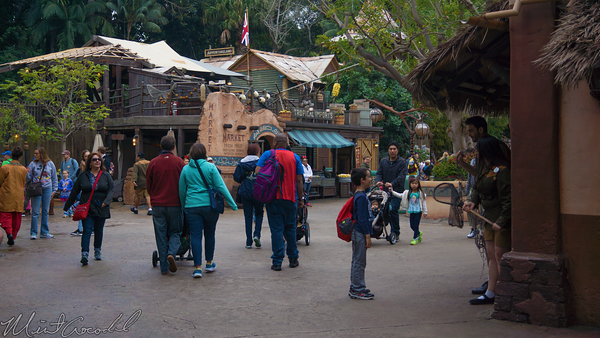 Disneyland Resort, Disneyland60, Disneyland, Adventureland, Cast, Member, Attack, Net, Explorer, Hunt
