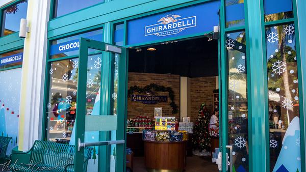 Disneyland Resort, Disneyland60, Christmas, Time, Disneyland, Disney California Adventure, Downtown Disney, Downtown, Ghirardelli