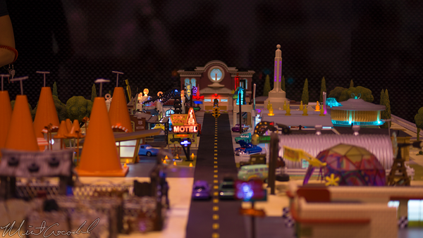 Disneyland Resort, Disneyland60, Disneyland, Disney California Adventure, D23, Expo, 2015, Show, Floor, Disney, Pixar, Mattel, Radiator, Springs, Cars