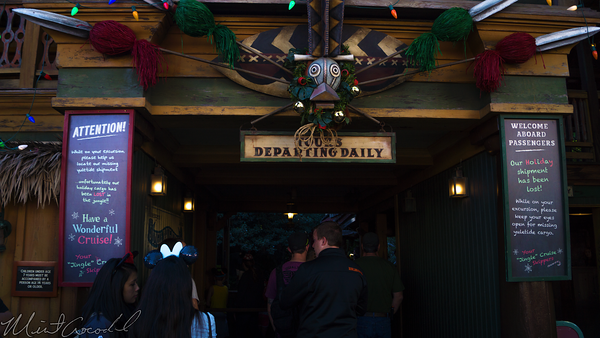 Disneyland Resort, Disneyland60, Christmas, Time, Disneyland, Adventureland, Jingle, Jungle, Cruise