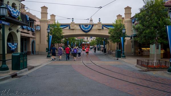Disneyland Resort, Disneyland60, Disneyland, Disney California Adventure, Buena, Vista, Street