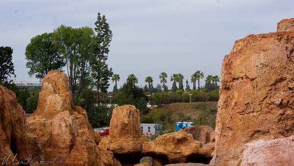Disneyland Resort, Disneyland, Big, Thunder, Mountain, Railroad, Star, Wars, Land, Construction, River, America, Ranch, Jamboree