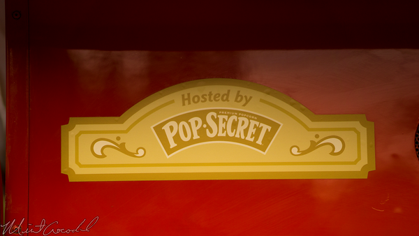 Disneyland Resort, Disneyland60, Halloween, Time, Disneyland, Main Street U.S.A., Popcorn, Pop, Secret, Sponsor, Orville, Redenbacher