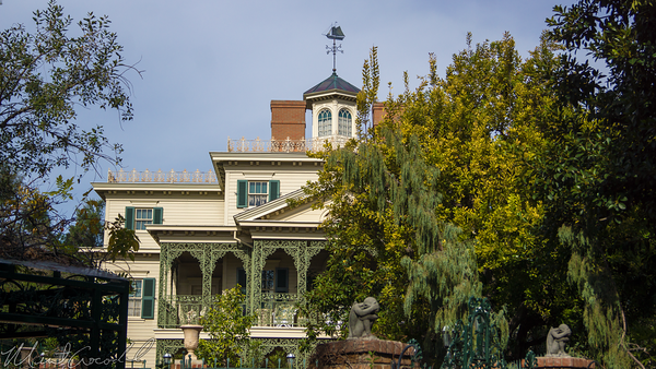 Disneyland Resort, Disneyland60, Disneyland, New, Orleans, Square, Haunted, Mansion
