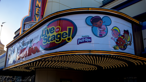 Disneyland Resort, Disney California Adventure, Hollywood Land, Disney, Junior, Jr, Live, Stage, Huggies, Pull, Ups