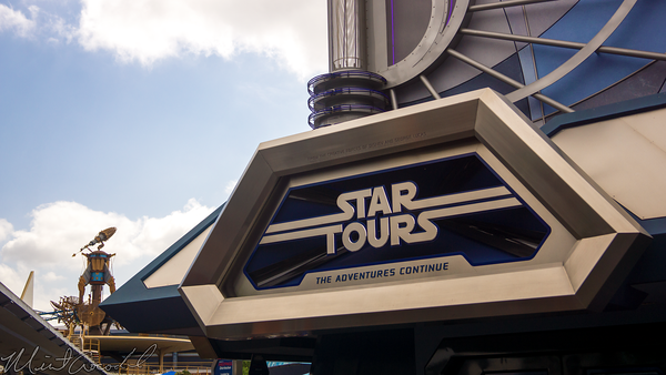 Disneyland Resort, Disneyland60, Disneyland, Tomorrowland, Star, Tours