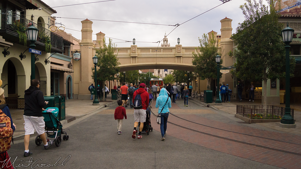 Disneyland Resort, Disneyland60, Disney California Adventure, Buena, Vista, Street