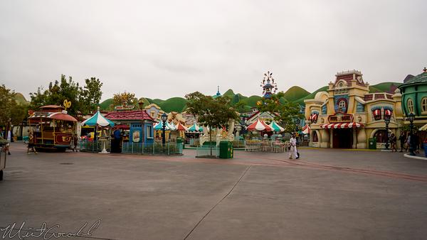 Disneyland Resort, Disneyland60, Disneyland, Disney California Adventure, Mickey, Toon, Town, ToonTown