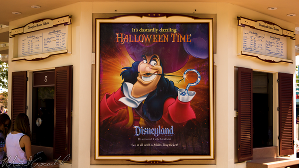 Disneyland Resort, Disneyland60, Disneyland, Halloween, Time