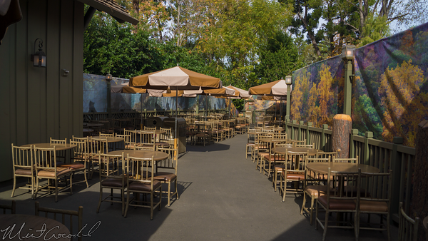 Disneyland Resort, Disneyland60, Disneyland, Critter, Country, Hungry, Bear, Restaurant, River, America, Star, Wars, Construction, Refurbishment, Refurbish, Refurb, Construction