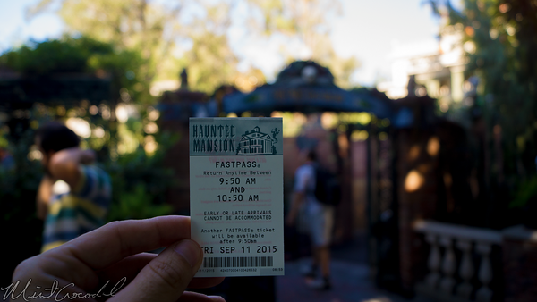 Disneyland Resort, Disneyland60, Disneyland, New, Orleans, Square, Haunted, Mansion, Holiday, FastPass, Fast, Pass, Distribtion