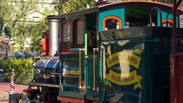 Disneyland Resort, Disneyland60, Disneyland, Frontierland, Station, Depot, Railroad, Fred, Gurley, Star, Wars, Land, Closed, Close