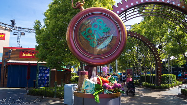 Disneyland Resort, Disney California Adventure, Food, Wine, Festival