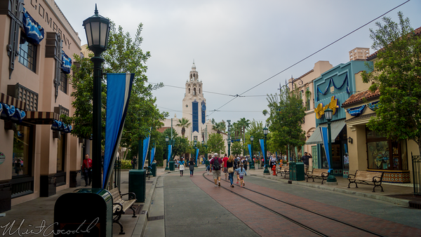 Disneyland Resort, Disney California Adventure, Buena, Vista, Street, Julius, Katz