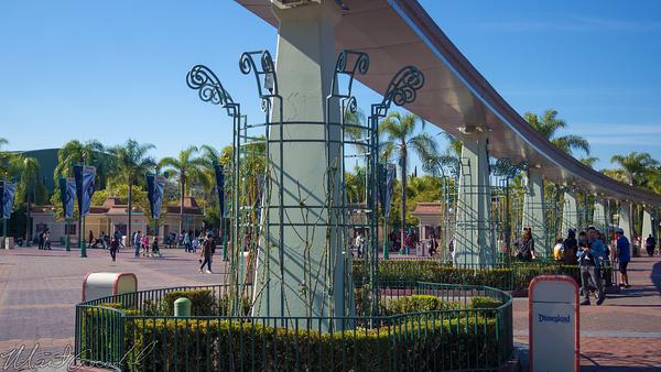 Disneyland Resort, Disneyland60, Disneyland, Monorail, Pylon