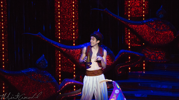 Disneyland Resort, Disneyland60, Christmas, Time, Disney California Adventure, Hollywood Land, Hyperion, Theater, Theatre, Aladdin, Musical Specatacular, Last, Weekend, Performance