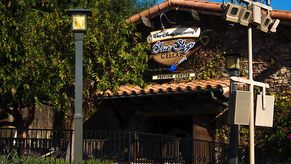 Disneyland Resort, Disneyland60, Disney California Adventure, Blue, Sky, Cellar, Annual, Passholder, AP, Day, Days